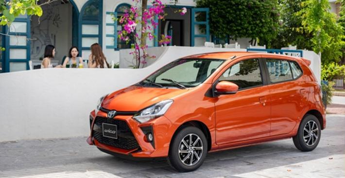 Toyota ưu đãi đến 20 triệu đồng cho Wigo phiên bản mới