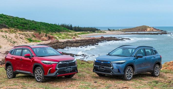 Toyota Cross - Tiên phong thay đổi cuộc chơi