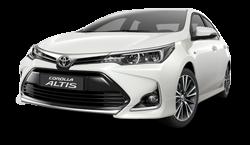 Corolla Altis 1.8E CVT